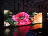 Módulo al aire libre P8 SMD de la visualización de LED del anuncio publicitario