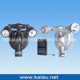 3W屋外の太陽動きセンサーライト(KA-SSL01)