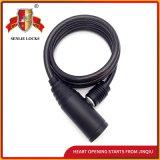 Jq8202-Q guter Preis-Spirale-Kabel-Verschluss-Fahrrad-Verschluss