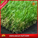 Трава ковра сада Китая искусственная для водоустойчивого напольного покрытия пола