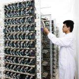 Máquina expendedora combinada de 70 selecciones con el soporte