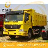 Ribaltatore usato 6X4 dell'autocarro con cassone ribaltabile delle rotelle di 336HP HOWO 10 con la buona condizione per l'Africa