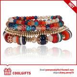 I monili bello 4PCS del regalo delle signore hanno impostato il braccialetto di pietra variopinto