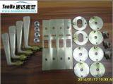De Hoge Precisie CNC die van het koper/van het Messing Aangepaste Delen machinaal bewerken