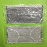 Maschera di protezione attiva del carbonio del nero del pacchetto del pezzo unico