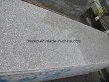 Mattonelle nebbiose poco costose della lastra/parete del granito G664 Brown della Cina
