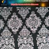 柔らかい繭紬- Fashonalの転送の印刷を用いるポリエステルファブリック