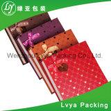 Custom дизайн печати CMYK ДСП Складные коробки бумаги