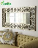 Espelho cheio clássico quente da parede da decoração interior do comprimento para a sala de visitas