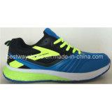 La manera causal de los zapatos de los zapatos coloridos se divierte los zapatos
