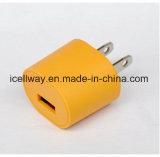 Nous vendre en gros chargeur de mur de la fiche 1 USB