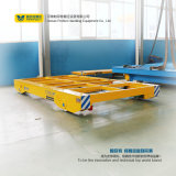 Anti-Explosion Abrasive Room Motorized Rail Handling Wagon