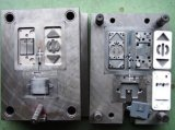 Delen van uitstekende kwaliteit van de Injectie van de Delen van de Elektronika Plastic, Plastic Vorm, de Vorm van de Injectie van het Voertuig