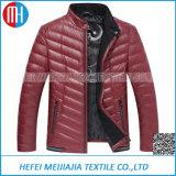 아래로 재킷 남자 거위 기털 겨울 외투