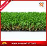 緑の総合的な泥炭の上の販売の人工的な草の庭の合成物質の草
