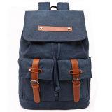 O designer de moda Tote Ombro Saco de lona mochila Saco de lona couro grosso Sy7858