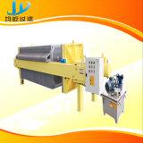 Edelstahl-Raum-Filterpresse-Maschine mit hydraulischer Komprimierung-Methode