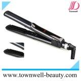 Tourmaline-keramische Beschichtung-Digital-Speicher-Haar-flache Eisen