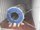 JIS G3302 Sgc340/400/440/490の熱い浸された電流を通された鋼鉄コイル