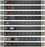 220V 16A 6-Circuit Universalkontaktbuchse 10A