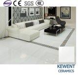 Mattonelle di pavimento Polished della porcellana dell'ente mezzo bianco eccellente poco costoso di prezzi di promozione