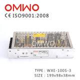 Bloc d'alimentation de commutation de Wxe-100s-18 DEL