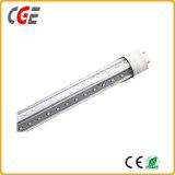 T8 integriertes Gefäß-zuverlässige Qualität der Form-LED T8, energiesparende Lichter der Lampen-Abwechslungs-LED