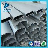 Venta de la fábrica 6063 T5 aleación de aluminio Perfil de aluminio recubierto con anodizado