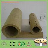 蒸気管のための熱絶縁体の岩綿