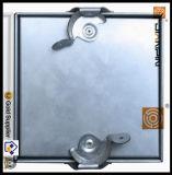 Porta de acesso do painel de acesso do duto quadrado