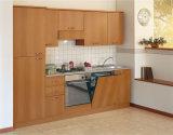 熱いアクリルの固体表面の台所家具の台所セット
