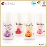 Rullo antidiaforetico attivo fresco di Washami sul deodorante del corpo