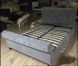 [بو] أو بناء سرير مع ماس وخشب قدّة