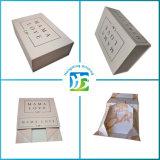 Do presente Foldable do projeto do cartão caixa de empacotamento impressa feita sob encomenda