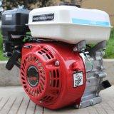 Motor de gasolina 6.5HP Gx200 168f (quatro tempos, refrigerado a ar, OHV)