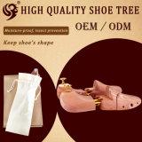 卸し売りアメリカの木製の靴の木のたくわえは形に蹄鉄を打つ