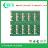 Tarjeta de circuitos impresos de múltiples capas del PWB del oro de la inmersión (OEM)