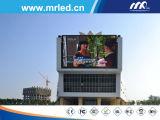 Produto de Mrled - tela de indicador ao ar livre do diodo emissor de luz da cor cheia de P6.4mm com IP67/IP65