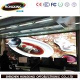 Hohe Definition P3 farbenreiche LED-Innenbildschirmanzeige