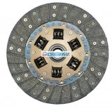 Disque d'embrayage d'Isuzu 250mm*24 pour Nkr/Nqr/1009 4jb1-T/4jg2/4jh1 012