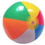 Раздувной шарик пляжа PVC для играть