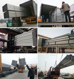 منافس من الوزن الخفيف يتأهّب يجعل فولاذ سقف بناية مستودع مع خطّة