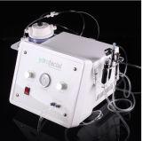 3 em 1 equipamento de salão de beleza facial de oxigênio