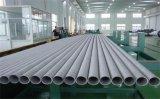 Naadloze Door buizen leiden het Van uitstekende kwaliteit van het Roestvrij staal TP304 Tp316L van de fabrikant