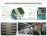 Playflyの建築材料の通気性の防水膜(F-120)