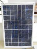 poly panneau solaire 25W pour l'usage à la maison