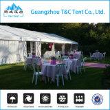 Tente de luxe d'écran du blanc 10X10 d'usine pour l'événement extérieur de mariage