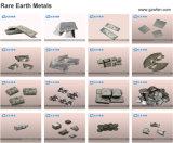 Tb 99.9% van de zeldzame aarde Terbium Metaal