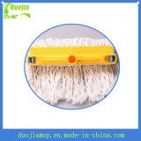 Extremos del bucle que limpian la pista de la fregona del algodón