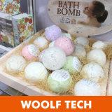 자연적인 정유 Handmade 거품 온천장 목욕 폭탄
